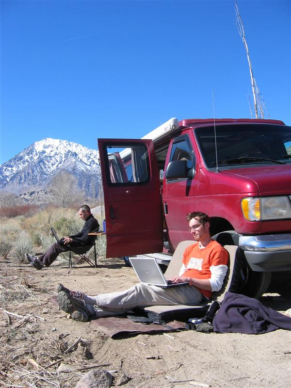 The West Coast Mobile Office