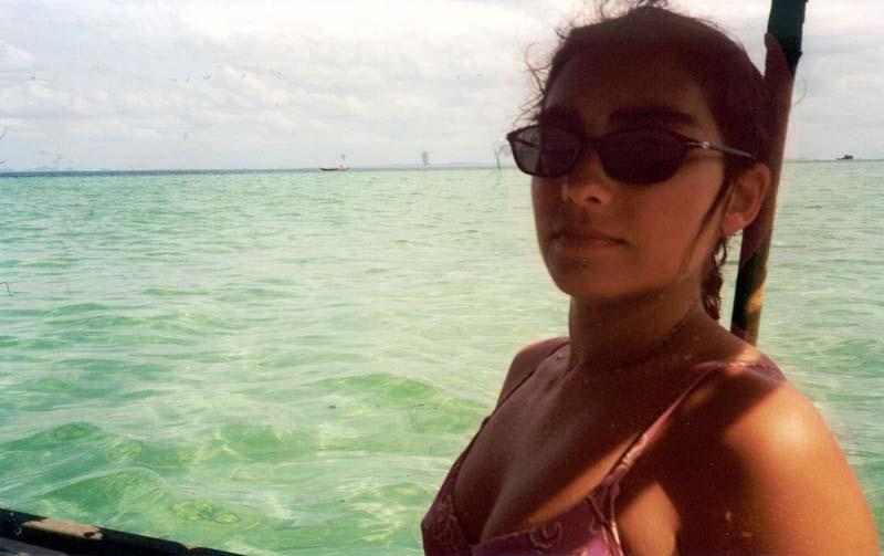 Hannah in Thailand