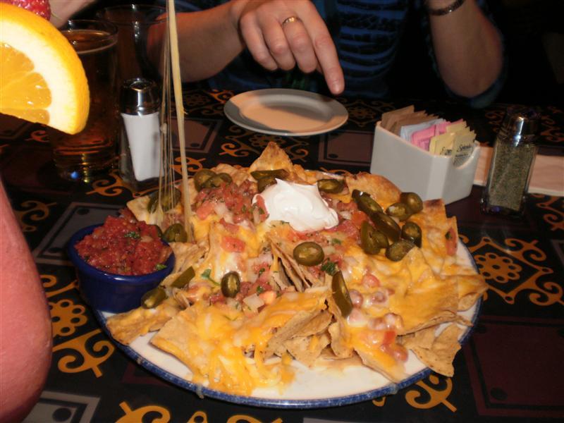 Nachos Hard Rock Cafe