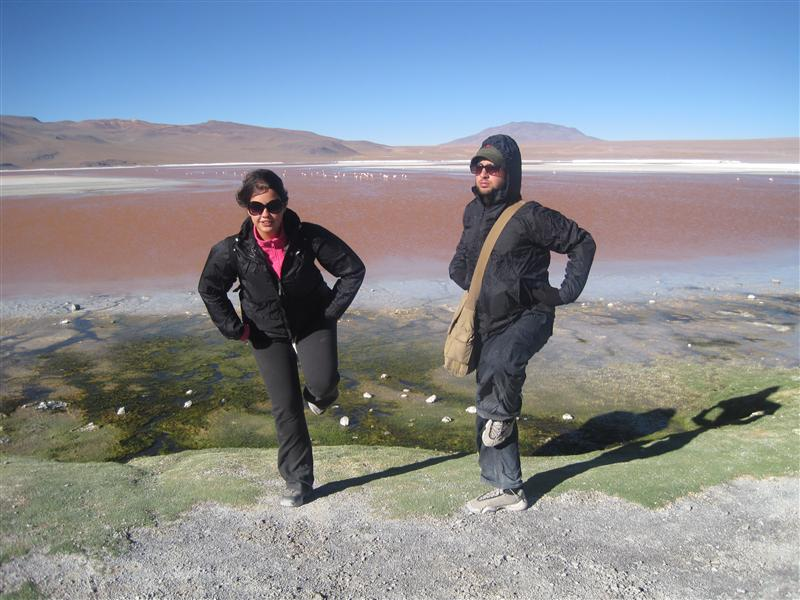 Photo from Uyuni, Bolivia