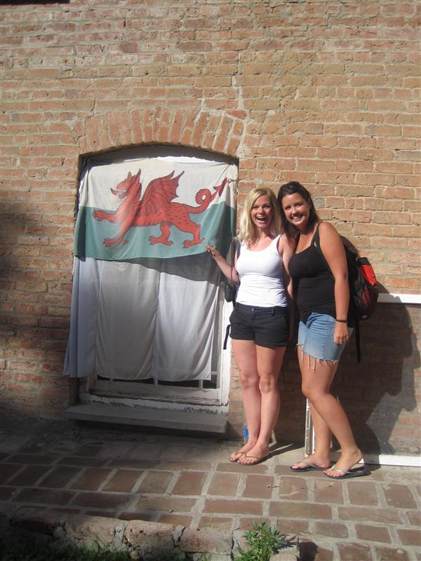 3 Welsh Dragons