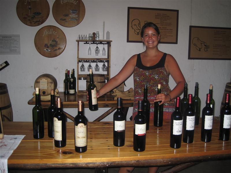 Wine conoisseur