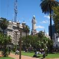 The lovely and sunny, Buenos Aires