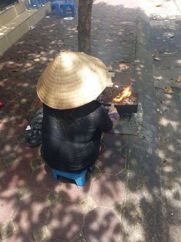 Hanoi - Street BBQ