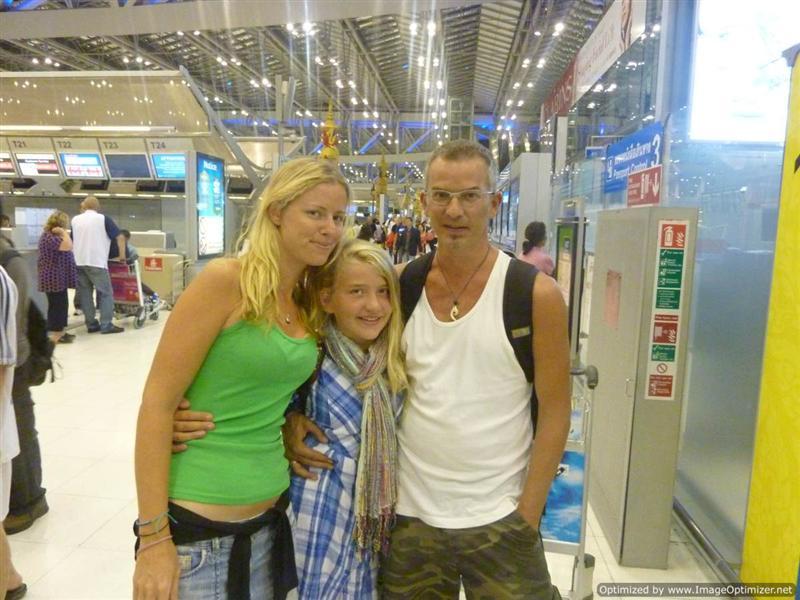 Bangkok - Farewell group photo
