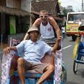 Yogyakarta - Tim Becak