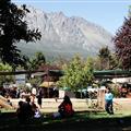 Market day, El Bolson