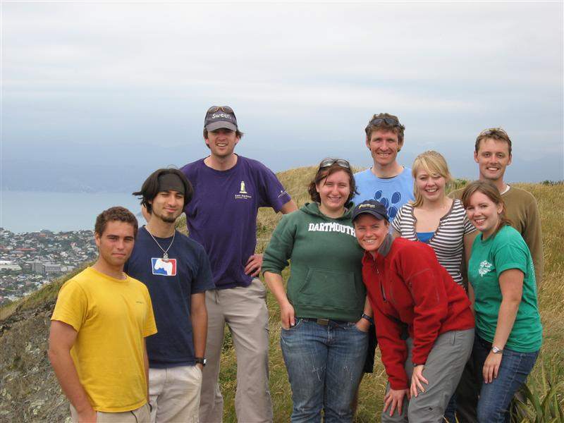 Group Photo at Makara