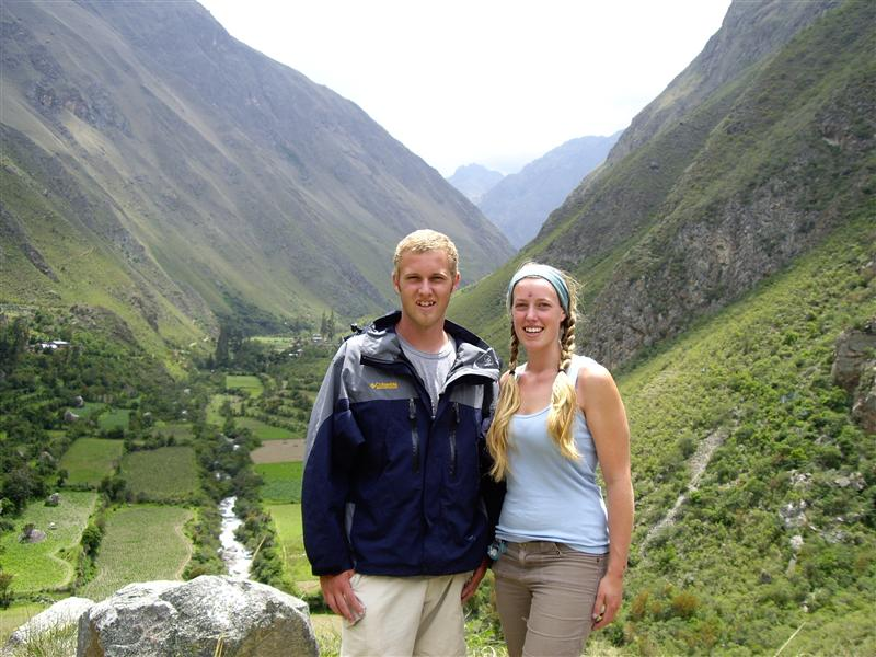 1st Day in the sacred valley of the incas