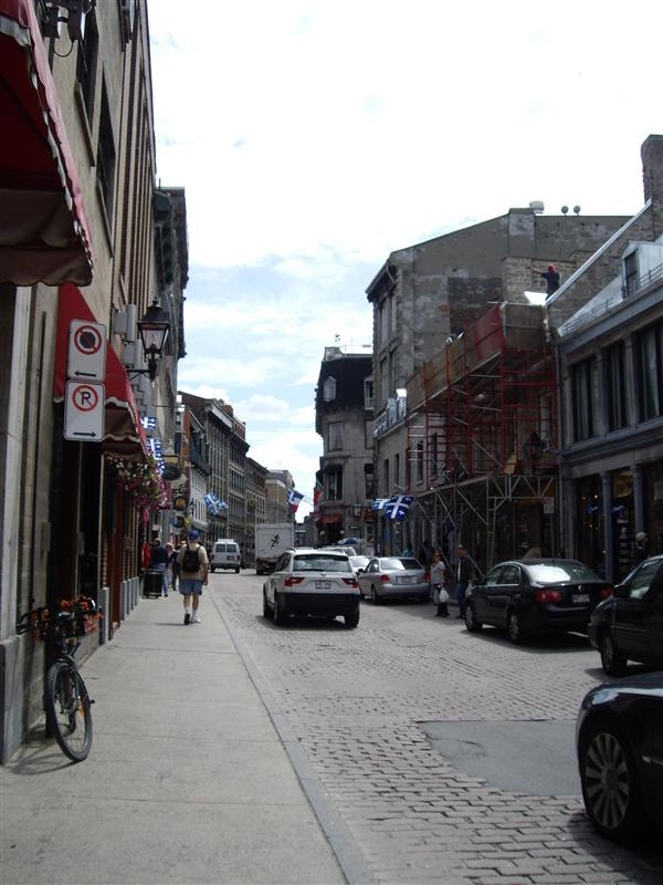 Still gorgeous Montreal