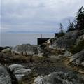 Lighthouse park - taking the scenically rocky route