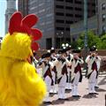 Boston Heritage weekend celebrations...right