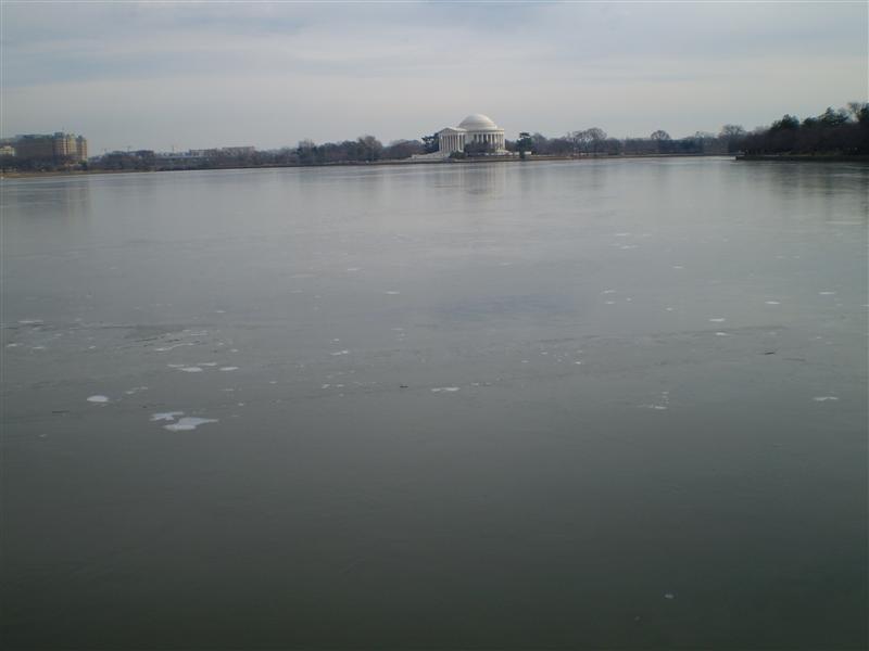 Jefferson Memorial and Pond