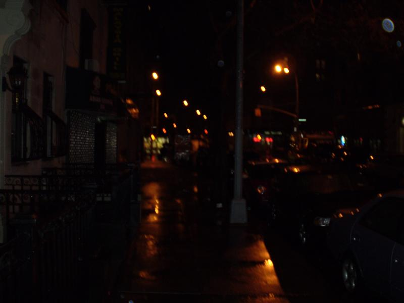Broadway at 5:30am