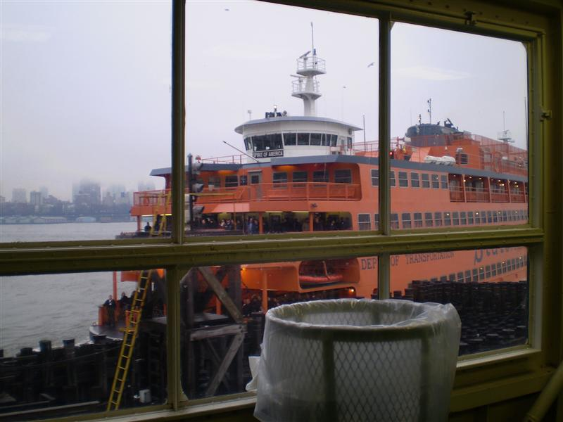 Staton Island Ferry