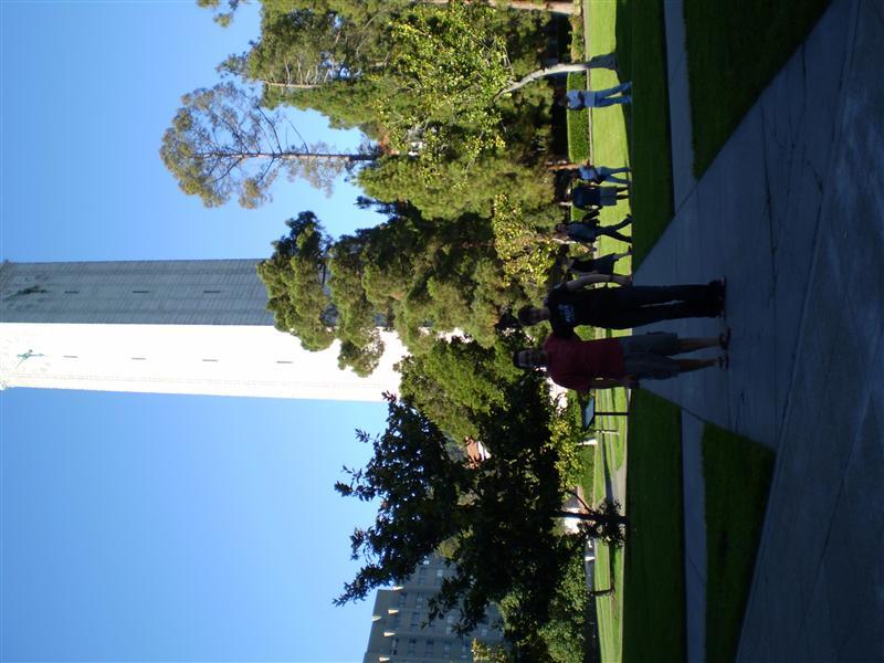 Berkeley Clock Tower