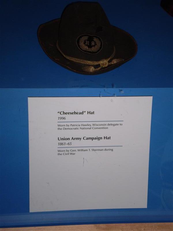 Shermon's hat, Aerospace