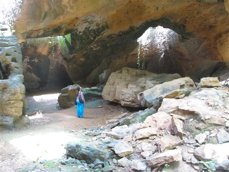 The Nampa Caves