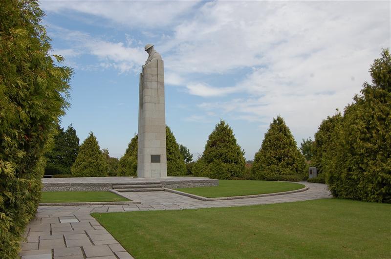 Vancouver Corner Canadian memorial