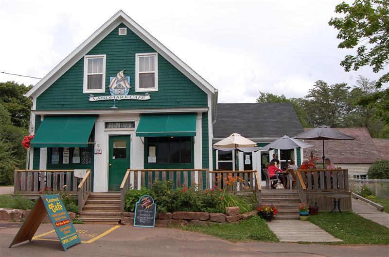 Landmark Cafe