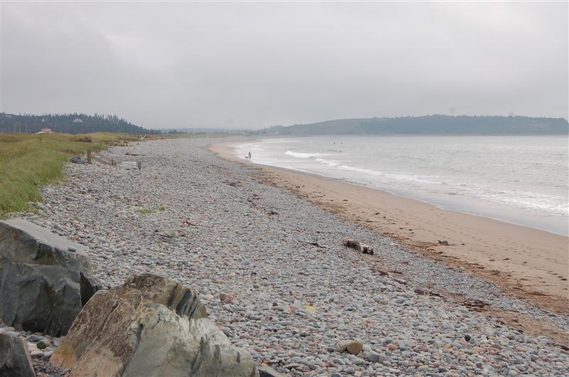 Long beach near Dartmouth