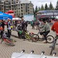 Biking in Whistler