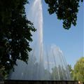 Millenium fountain, Margit Island