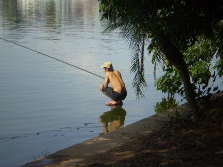Magic fishing