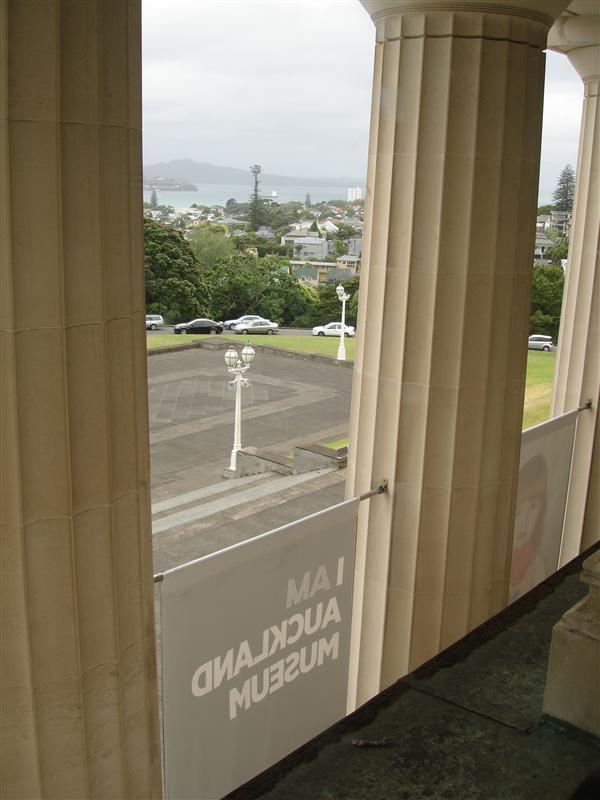 I am Auckland Museum