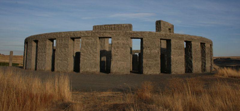 Sam Hill's Stonehenge