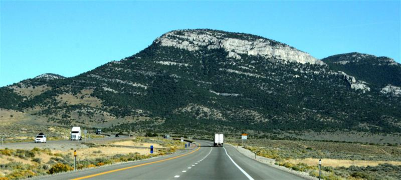 I-80 near Navada - Utah border