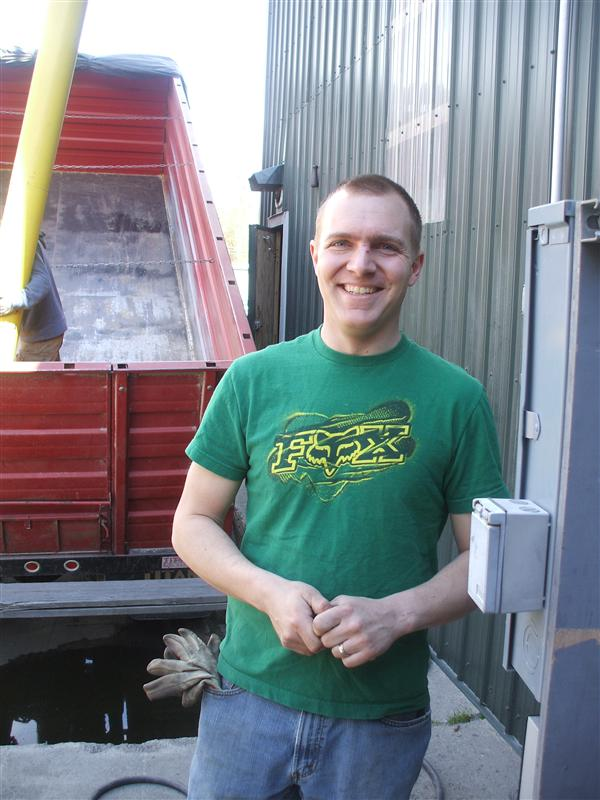 Adam from Bonners... This guy was a Godsend!