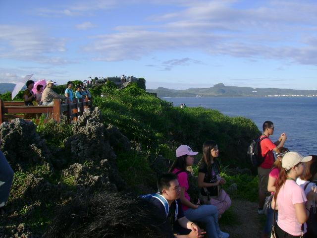Rocky cliffs at Maobitou ???
