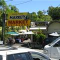 Outside the Eumundi Market