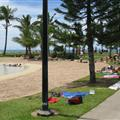 Views of the lagoon in AIrlie Beach