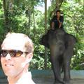 Kuala Gandah elephant reserve, Malaysia