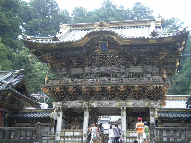 Tosho-gu gate