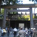 Outer shrine - Main building