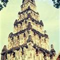 Lamphun temple