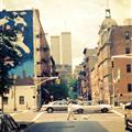 WTC from Greenwich Village