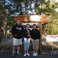 The 3 of us at Lone Pine Koala Sanctuary