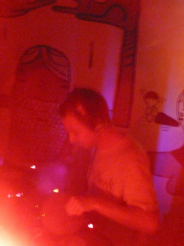 Jo as DJ