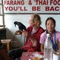 Crazy German and Thai couple Chris met
