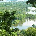 The mekong from the top