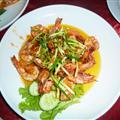 Delicious prawns...