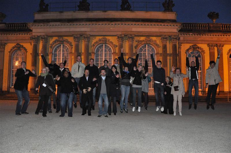 Team Jumping in Potsdam