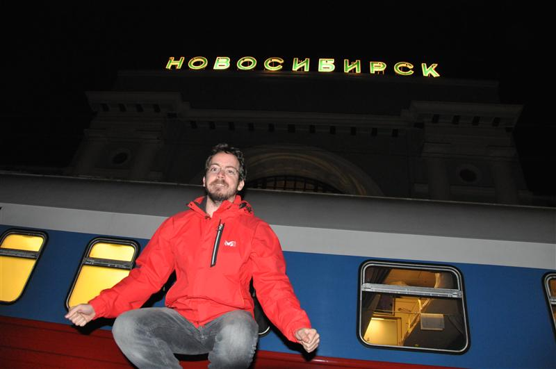 Jumping in Novosibirsk