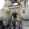 Jumping in le Parc Astérix