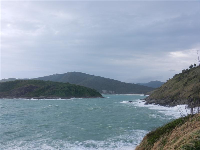 South tip of Phuket - Laem Phromthep