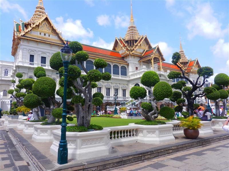 Grand Palace & Wat Phra Kaew